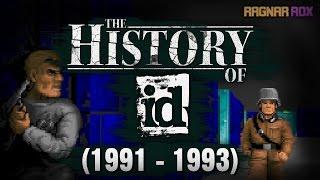 The History of ID SOFTWARE: Wolfenstein 3D (1991 - 1993) - RagnarRox