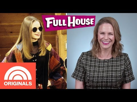 Andrea Barber Of Full House Relives Kimmy Gibblers Best Moments | TODAY Originals