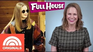 Andrea Barber Of 'Full House' Relives Kimmy Gibbler's Best Moments   TODAY Originals