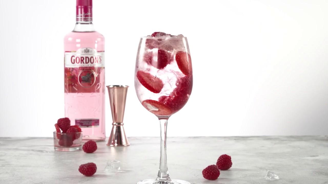 Pink Gin Spritz - YouTube