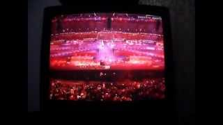 (HD) - Closing Ceremony /  Summer Olympic Games Highlights / London 2012 / PART 1/ Live 08/12/2012