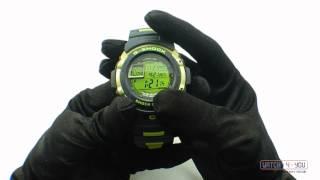 обзор мужских часов Casio G-Shock G-7710C-3ER