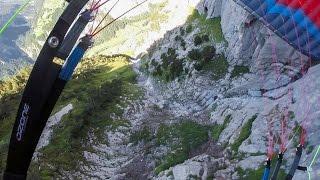 GoPro:  Epic Lines: Speedflying with Jamie Lee — Line 3