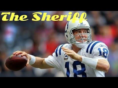 """The Sheriff"" Peyton Manning Career Highlights"