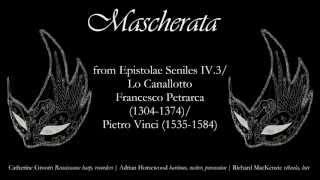 Francesco Petrarca (1304--1374)/Pietro Vinci (1535--1584): from Epistolae Seniles IV.3/Lo Canallotto