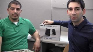 Giveaway- Dual-band ASUS RT-N56U Gigabit Router