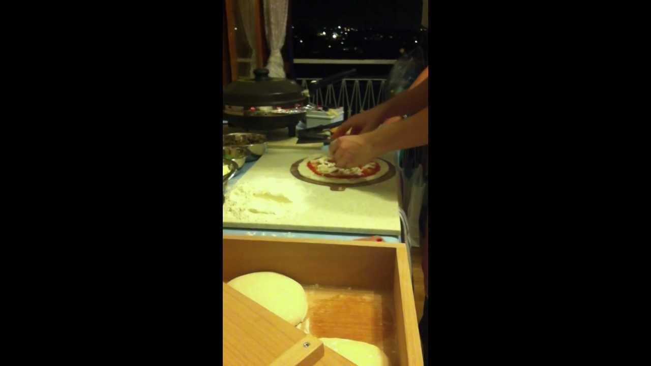 g3 ferrari pizza express (m8-r) - margherita - youtube