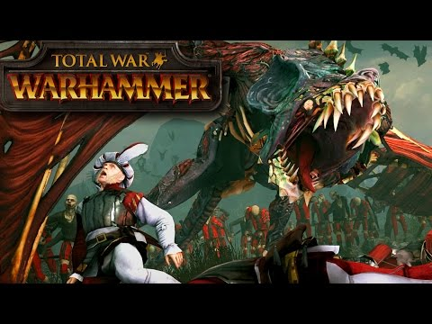 Warhammer Total War - Rage Against the Beast |