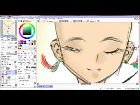 R.I.P Talia Joy: Message to family (And my first speed-drawing!)