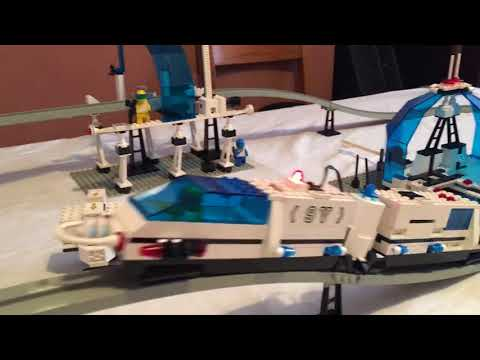 LEGO Space Monorail Transport System 6990