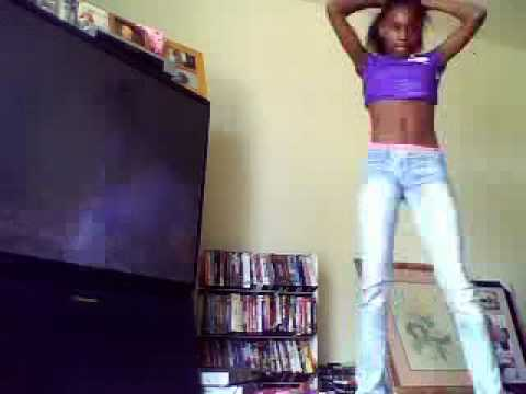 lil leah-lil mama bad azz hell dance
