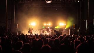 """BLACK REBEL MOTORCYCLE CLUB """"WHATEVER HAPPENED TO MY ROCK N ROLL"""" LIVE AT AUSTIN PSYCH FEST"""