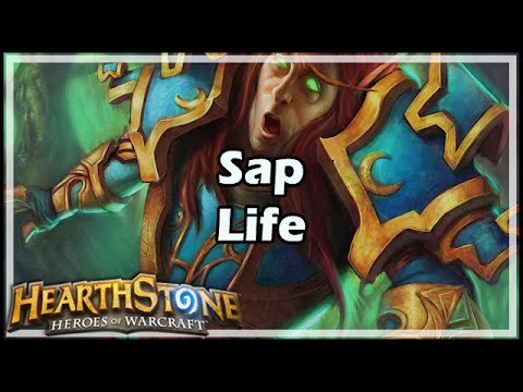 [Hearthstone] Sap Life