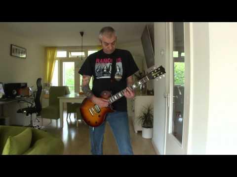 BAD RELIGION - Walk Away (guitar cover)