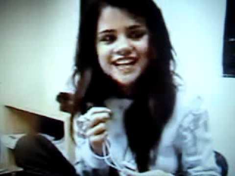 Selena Gomez singing rock star for Hannah Montana