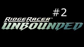Ridge Racer Unbounded- walkthrough gameplay part 2 (Xbox360/PS3/PC) [HD]