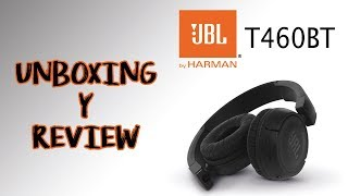 JBL T460BT | Auricular Bluetooth | Review EN ESPAÑOL