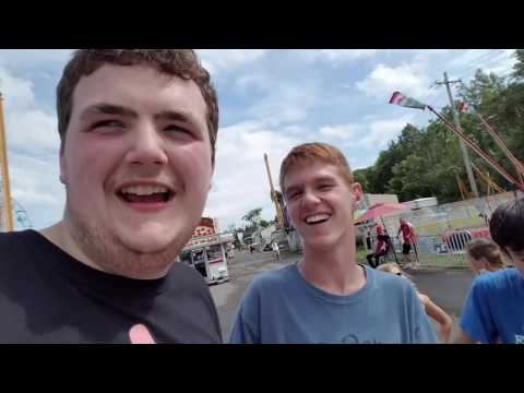Vlog 8/16/16 (feat. CellPhonzRock Enterprises) | At the Altamont Fair and Drink Run Season 3