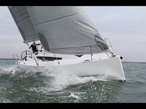Sailing Today Elan 320 on test
