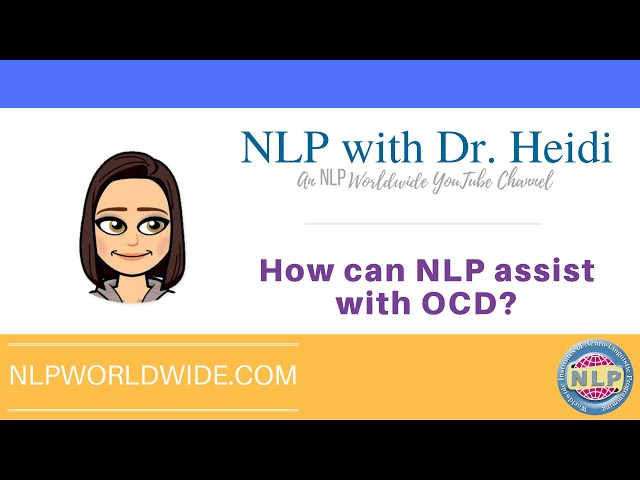 How can NLP assist with OCD