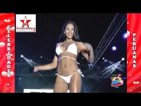 Paola Morales Sexy Bikini Infarto Fashion Celebridades PERUANAS
