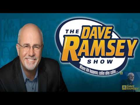 The Dave Ramsey Show - The Upside Down House With the Leaky Roof