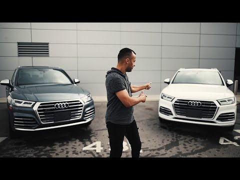 Audi Q5 VS Audi SQ5 - Which would you pick?
