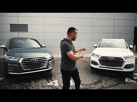Audi Q5 VS Audi SQ5 - Which would you pick?