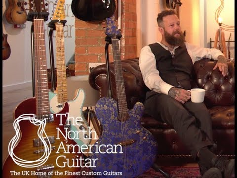 Talking Guitar: Bruce John Dickinson