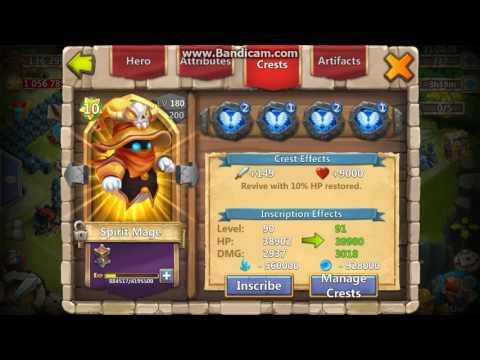 Castle Clash Heroes Altar Clauq