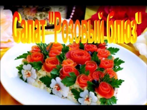 Рецепты салатов, тортов, супов и других блюд |