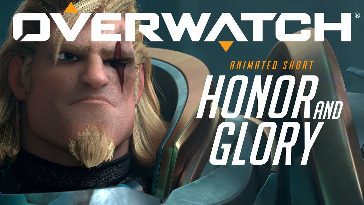Overwatch - Honor and Glory Reinhardt trailer