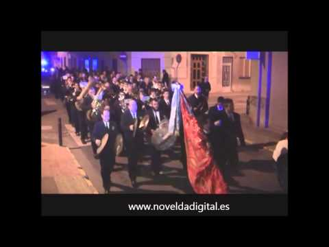 La Unión Musical La Artística de Novelda celebra Santa Cecilia. Novelda Digital
