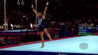 MOLDAUER Yul (USA) - 2019 Artistic Worlds, Stuttgart (GER) - Qualifications Floor Exercise