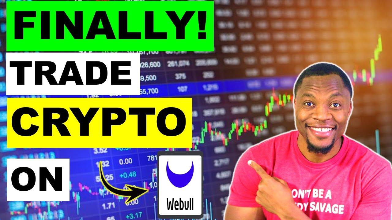 Wie kaufe und verkaufen Sie Cryptocurrency auf Webull