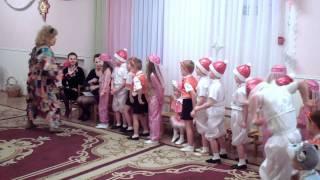 """Новогодний утренник 5 группа д/с №190 """"Журавушка"""""""