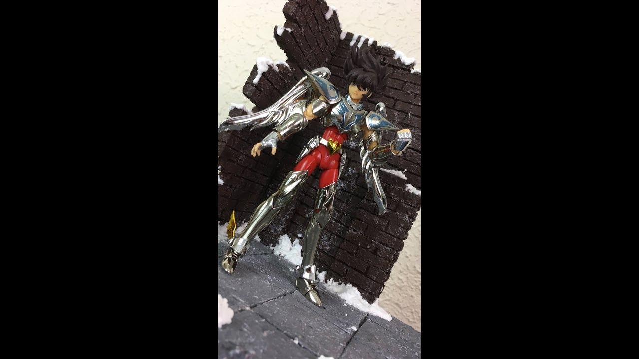 Saint Seiya Myth cloth Pegasus Seiya Heaven Tenkai Hen Introduction BANDAI