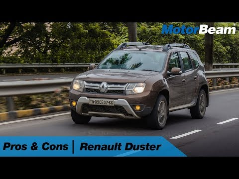 renault-duster---pros-&-cons- -motorbeam