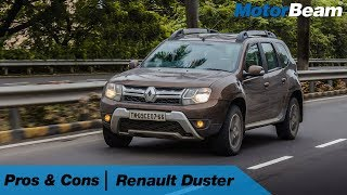 Renault Duster - Pros & Cons | MotorBeam