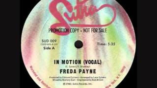 Freda Payne - In Motion [12 Inch]