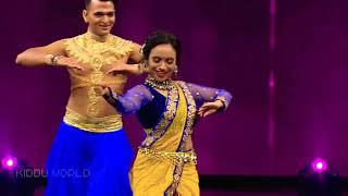 IndoLavni Apsara aali Dance cover by Ashish Patil and Rutuja junnarkar