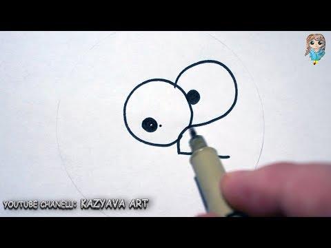 Основы рисунка- Как научиться рисовать