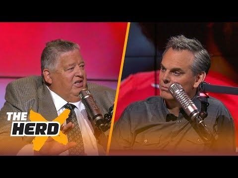 Charlie Weis on Kaepernick's future in the NFL, challenges of coaching Notre Dame | THE HERD