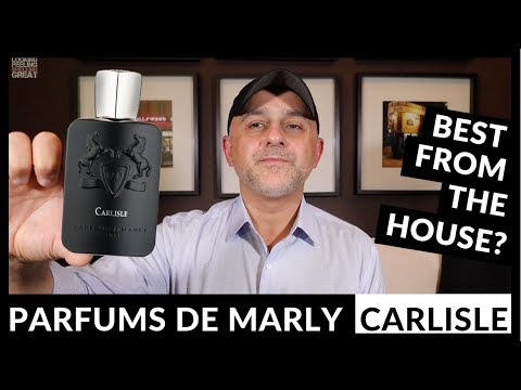 Parfums DeMarly Carlisle Fragrance Review + Full Bottle USA Giveaway