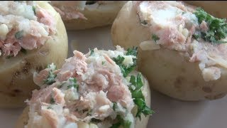 STUFFED POTATOES - KIDS RECIPE Thumbnail