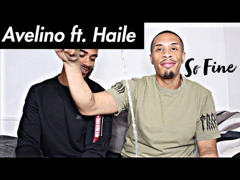 Avelino ft. Haile (WSTRN) - So Fine [Music Video] | GRM Daily - REACTON !