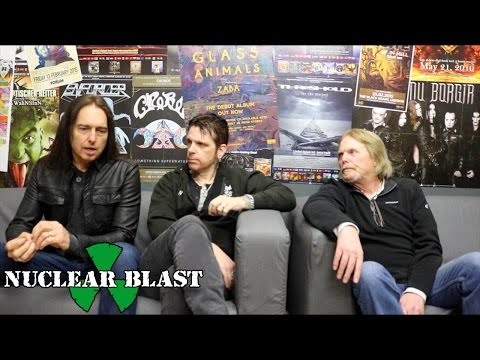 BLACK STAR RIDERS - 'Heavy Fire' Interview: Part 2 (OFFICIAL TRAILER)