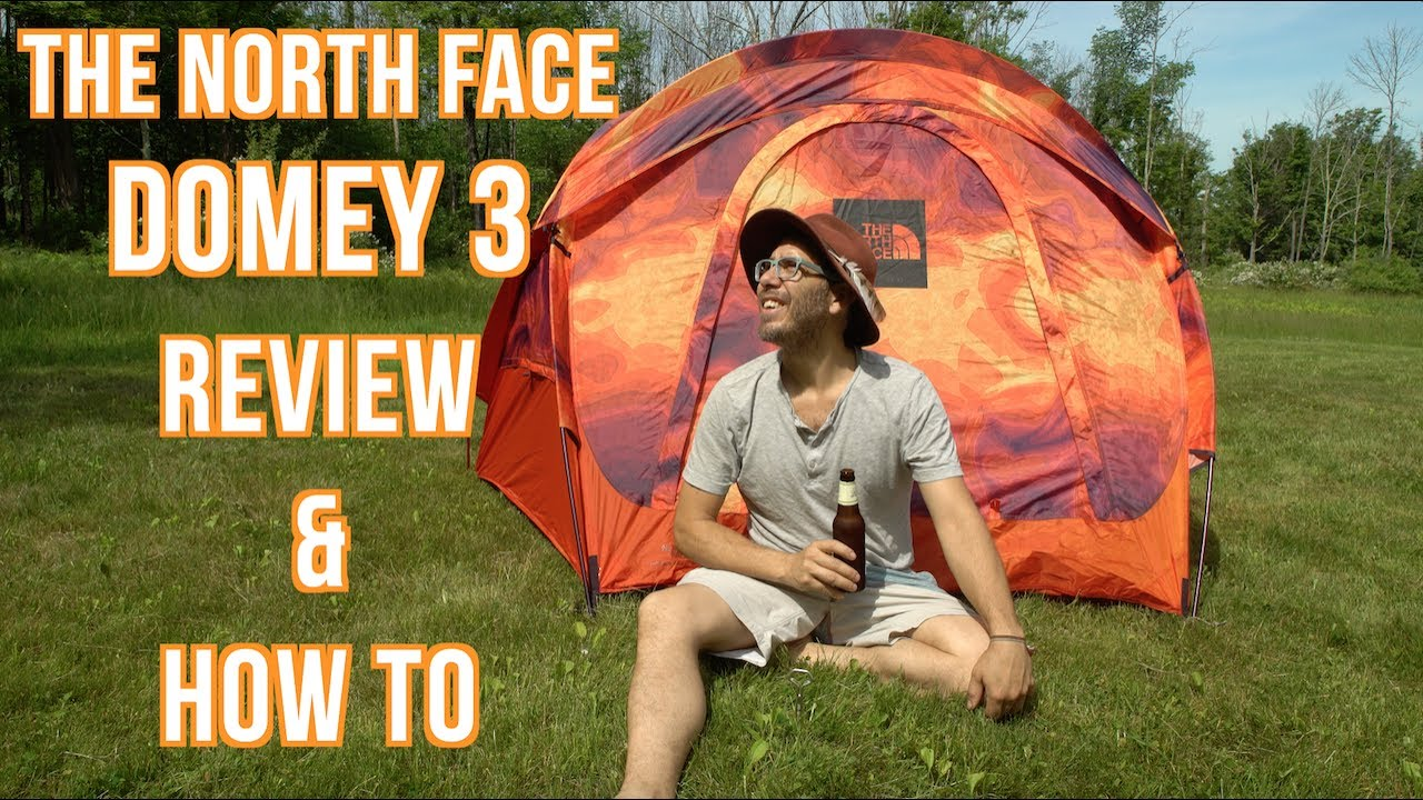 1e549d9ef The North Face Homestead Domey 3 Tent - How To and Review