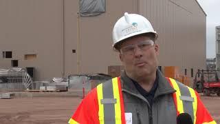 F.D. Kuester Generating Station tour