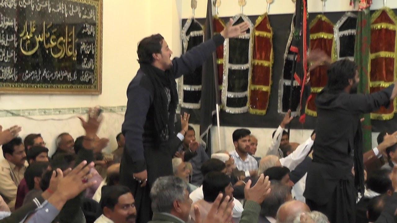 Download Allama Ayaz Hussain Qumi 2017 Esaal-e-Sawab Majilis-e-Aza Mahrooma Zoja Asghar Ali Shah Masoomi V3